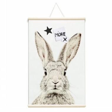 magneetposter konijn