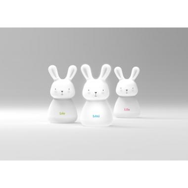 konijnenlampjes leo, leni, en lila