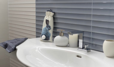 wattenhouder konijn badkamer