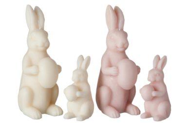 kaarsen konijn