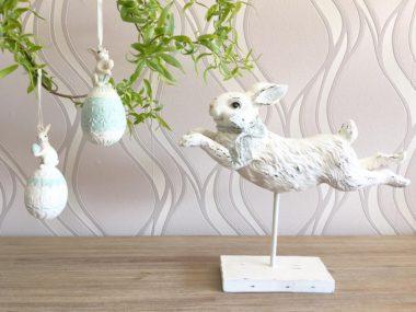 konijn staander & hangers eitjes