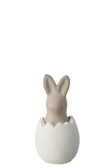 konijn in ei klein