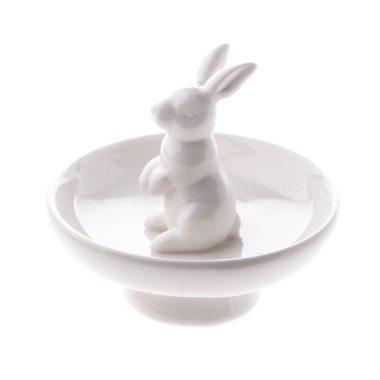 schaal konijntje staand