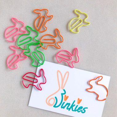 paperclips konijn
