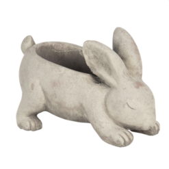 bloempot konijn