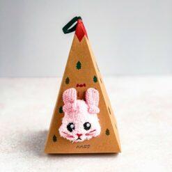 huissokken Pipa kersteditie